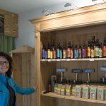 Evelyn Thurner von der Tiroler Ölmühle