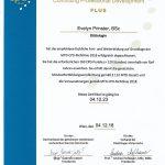 MTD-CPD-Zertifikat+ Evelyn Prinster, gültig bis 04.12.2023